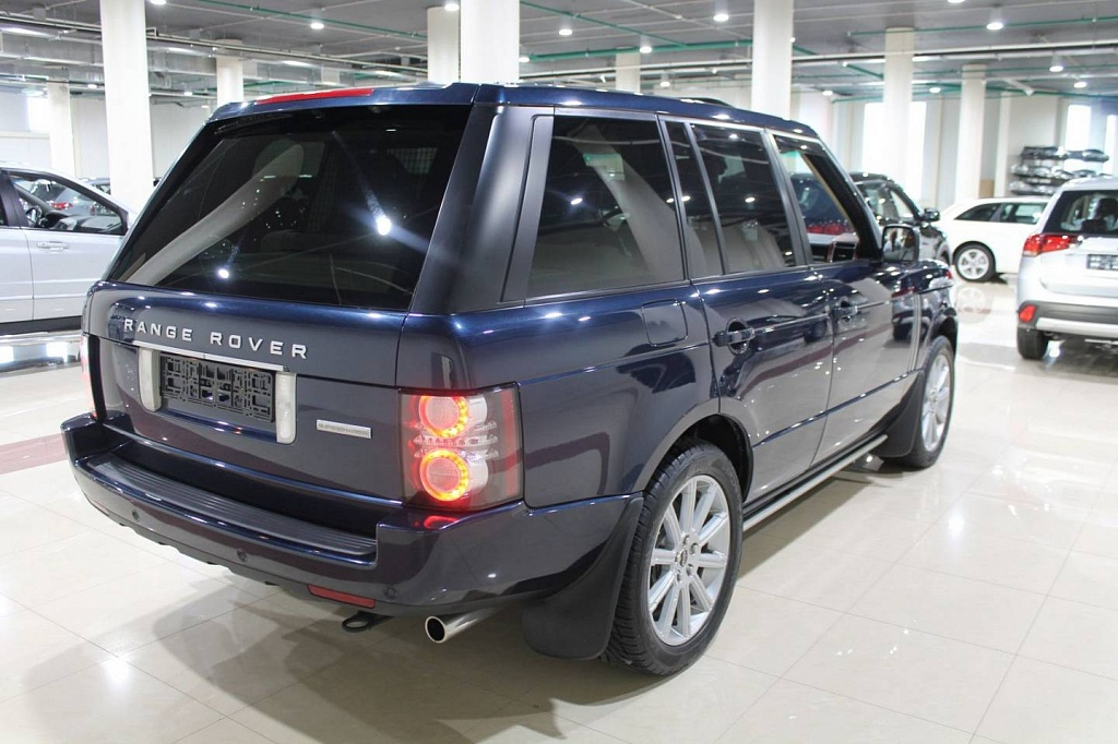 Land Rover Range Rover Vogue 5.0 Supercharged