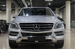 БУ Mercedes-Benz ML350 CDI