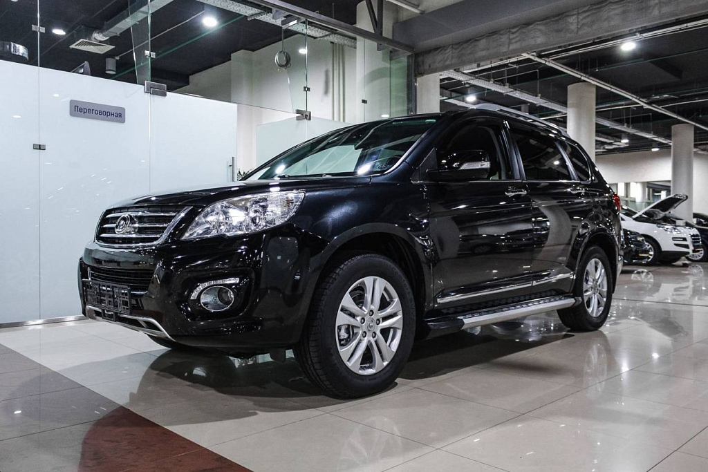 GreatWall Hover H6